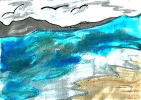 Seascape by Mallenroh001