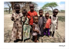 Kids from Ethiopia by AngelAzazel300878
