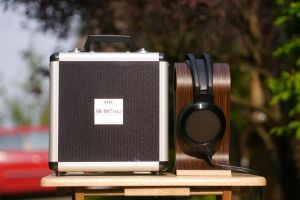 Stax Omega MKII Electrostatic Headphone by 24bitaudio