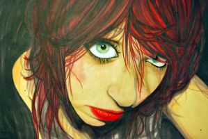 prismacolor markers Speed Stare by ZuzuCovert