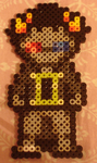 Sollux Bead Doom by Blackshadowbutterfly