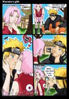 commission NS:naruto's gift by noodlemie