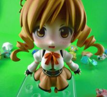 Mami Nendoroid by Mysterious-Figure