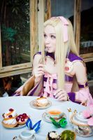 Trinity Blood. Sweet by MarionetteTheatre