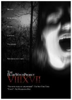 BLAIR WITCH POSTER by kridian