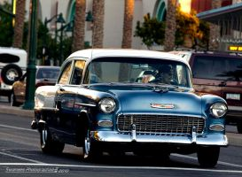 Cool Blue Chevy by Swanee3