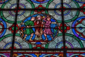 richly colored glass by forgottenson1