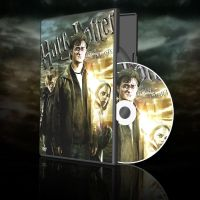 Box-art Deathly Hallows #Directorcutfanmadedition by HogwartSite