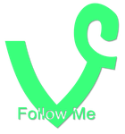 Vine Follow Me icon (free) by JLindseyB