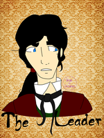 Enjolras-first place prize 1/4 by HopelessDayDreams
