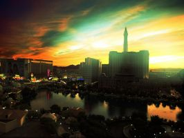 Las Vegas Nevada by SottoPK