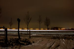 Megen by night by jochniew