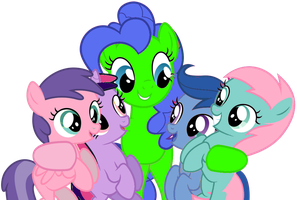 Omg I Just Made Me With My Best Friends by LillySparkleRoseFanz