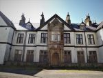 Ruthin Asylum - Main entrance by EvaMalteser42