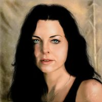 Evanescence- Amy Lee by Shaytan666