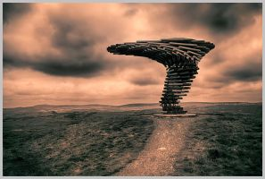 The Singing Ringing Tree by woody1981