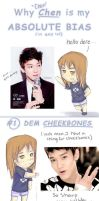 Why Chen Is My ABSOLUTE BIAS by ToniK9