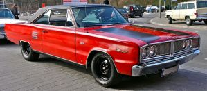 Dodge Coronet 383 by cmdpirxII