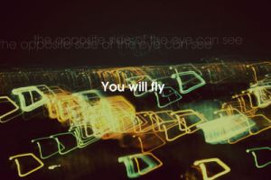 you will fly by geluu