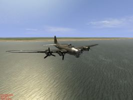 IL-2: Little Willie Coming Home by Der-Buchstabe-R