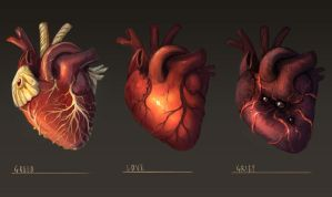 Heart Relic by smilinweapon