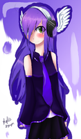 vocaloid character OC by Honey-PawStep