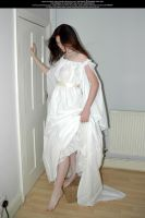 White Dress Ind 1 by Elandria