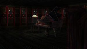 Darkness of the piano by coolbooksie