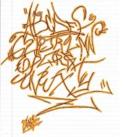 Graffiti Alphabet 2 by j2waldeck