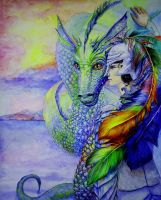 The Neverending Story by Michael Ende by AmazingLovecraft
