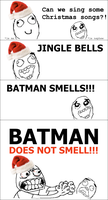 JINGLE BELLS by SILLYLITTLECOMICS