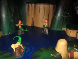 Mermaid Lagoon by GarnetTribal0
