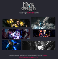 blackDSG PSD pack 2 by BlackDSG