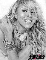 Mariah Carey by riefra