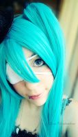 Hatsune Miku - Unknown by Sora-Phantomhive