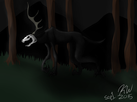 Wendigo by Marwari101