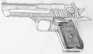 Desert Eagle by RonsRogue
