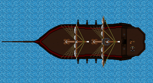 Pirate Ship (Work in Progress) by v1d3r