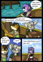 Sea Dog Shenanigans- Page 15 by Morghiesart