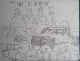 TWISTEX tribute by StormChaser94