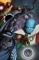 Blackest Night by JeffieB