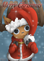 Christmas Chopper by KanoeShirota