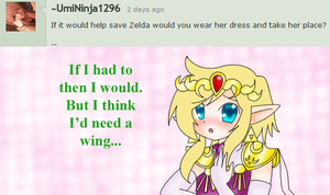 FOR ZELDA!!!!!! by asktheherooforacles