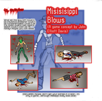 Mississippi Blows: First Teaser by LittleGreenGamer
