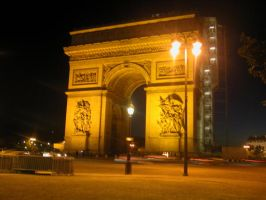 Arc De Triumph by Stienf9