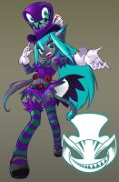 Alice the Cheshire Cat by Dragonman32