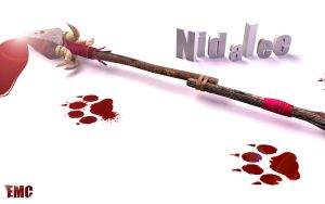 Nidalee Spear GG by GGgamertime
