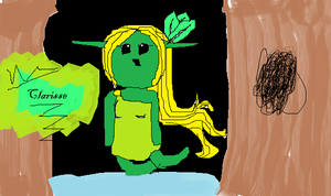 The Plant-not-flower shire by Soulver
