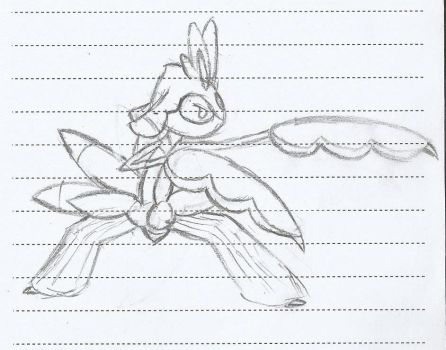 Southern Lurantis style Kung Fu by Wub-Me