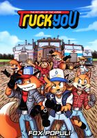 Truck You: The Return of The Horde [Cover] by FOX-POP